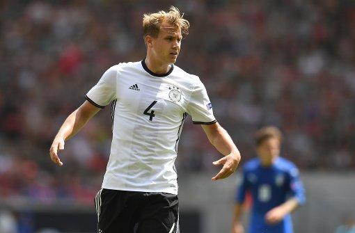 Deutsche Auswahl gegen Portugal unter Druck