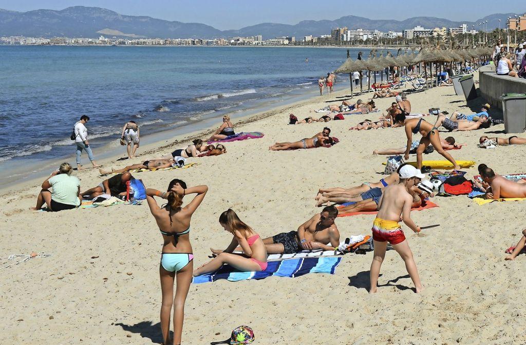 Die Bundesbürger unternahmen 2017 laut Fachanalysen fast 90 Millionen Urlaubs- und Kurzreisen. Foto: dpa
