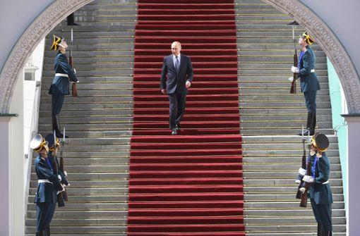 Putin, der Quasi-Monarch