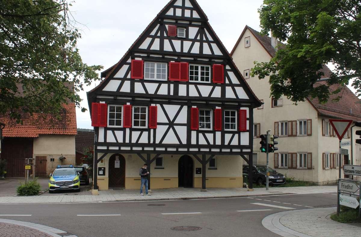 Leichenfund Stuttgart