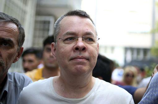 Antrag auf Freilassung von US-Pastor erneut zurückgewiesen