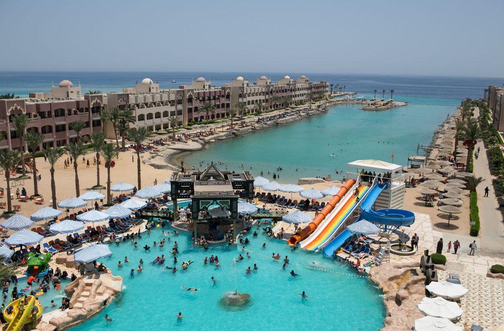 In Hurghada ist es zu einem tödlichen Messerangriff gekommen. Foto: dpa
