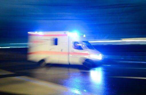 Bus mit Vollbremsung – 79-Jährige verletzt
