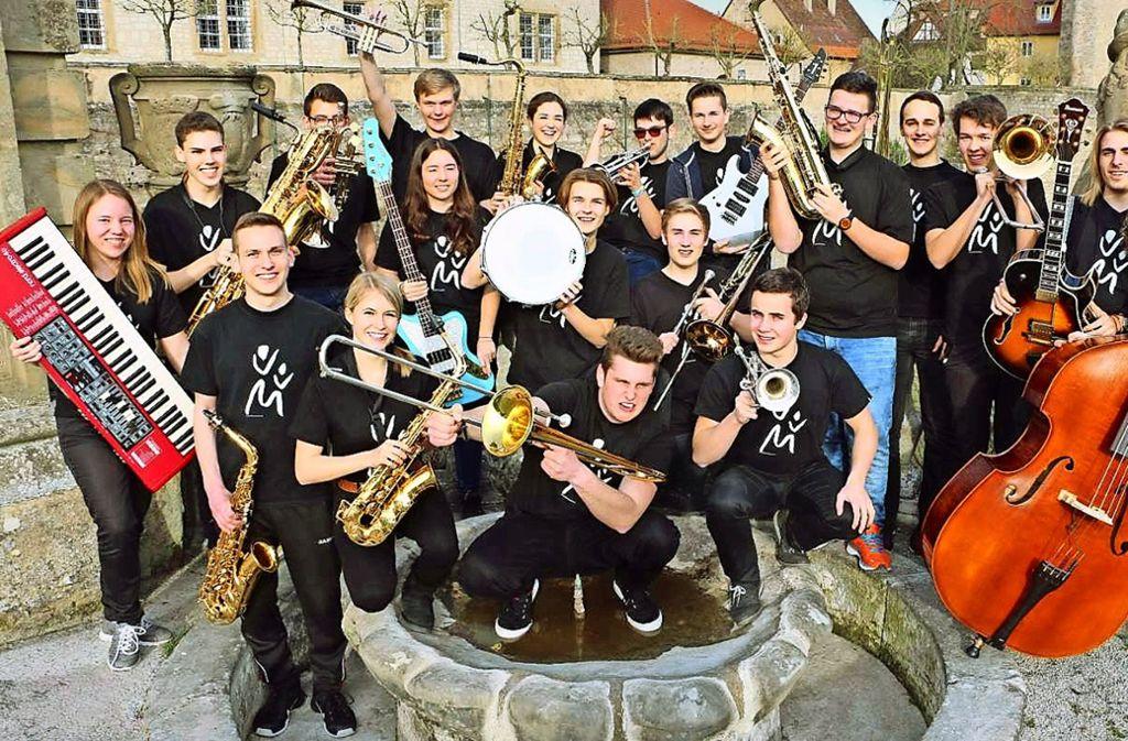 Satter Bigbandsound ist die Spezialität der Geislinger Big Energy Band. Beim Auftritt im  Stadtpark werden die Musiker zusammen mit dem Stadtoberhaupt aber auch softere Töne anstimmen. Foto: SWR