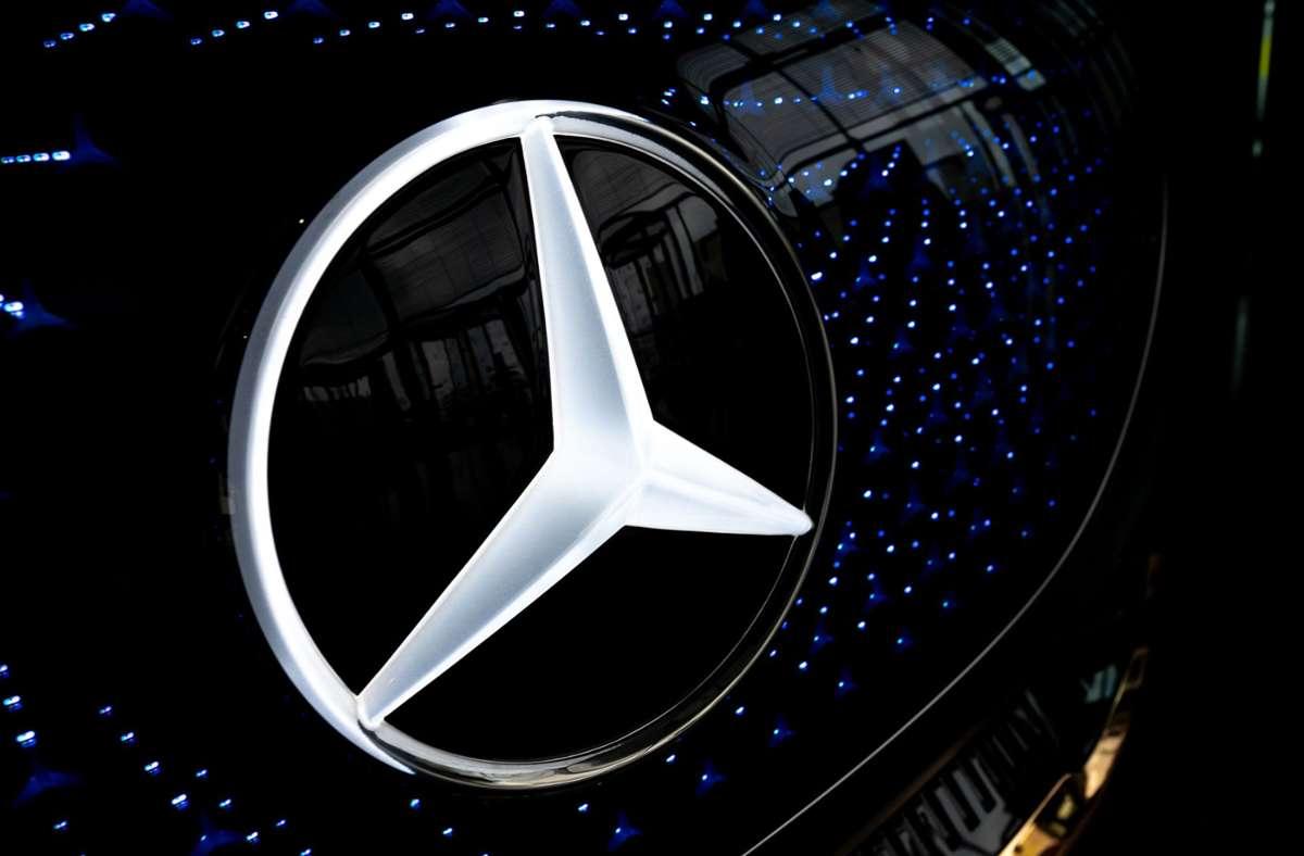Daimler steigt größer bei Aston Martin ein. Foto: dpa/Sebastian Gollnow