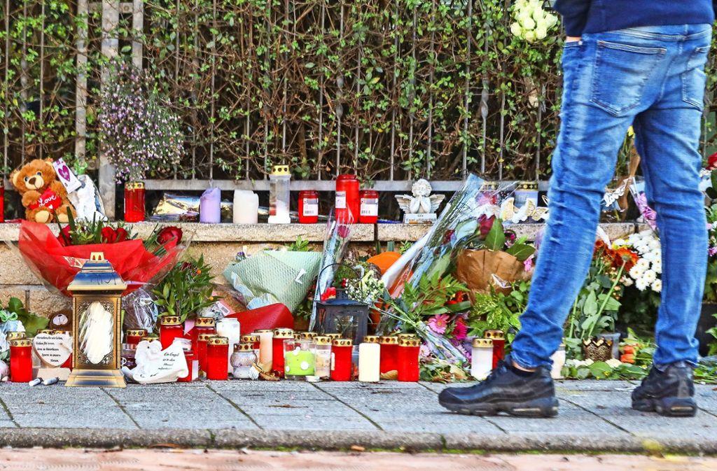 Am Tag danach am Ort des Unfalls mit tödlichem Ausgang. Foto: factum/Simon Granville