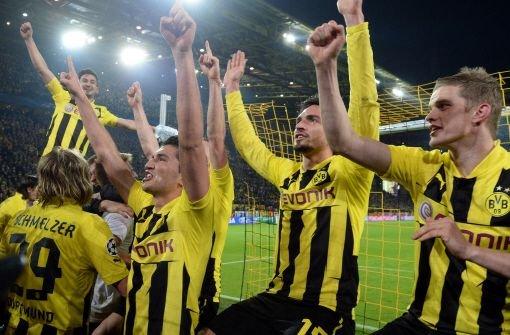 Bvb Champions Champions League Bvb Gegen