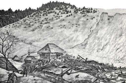 Ein Schwarzwaldhof verschwindet