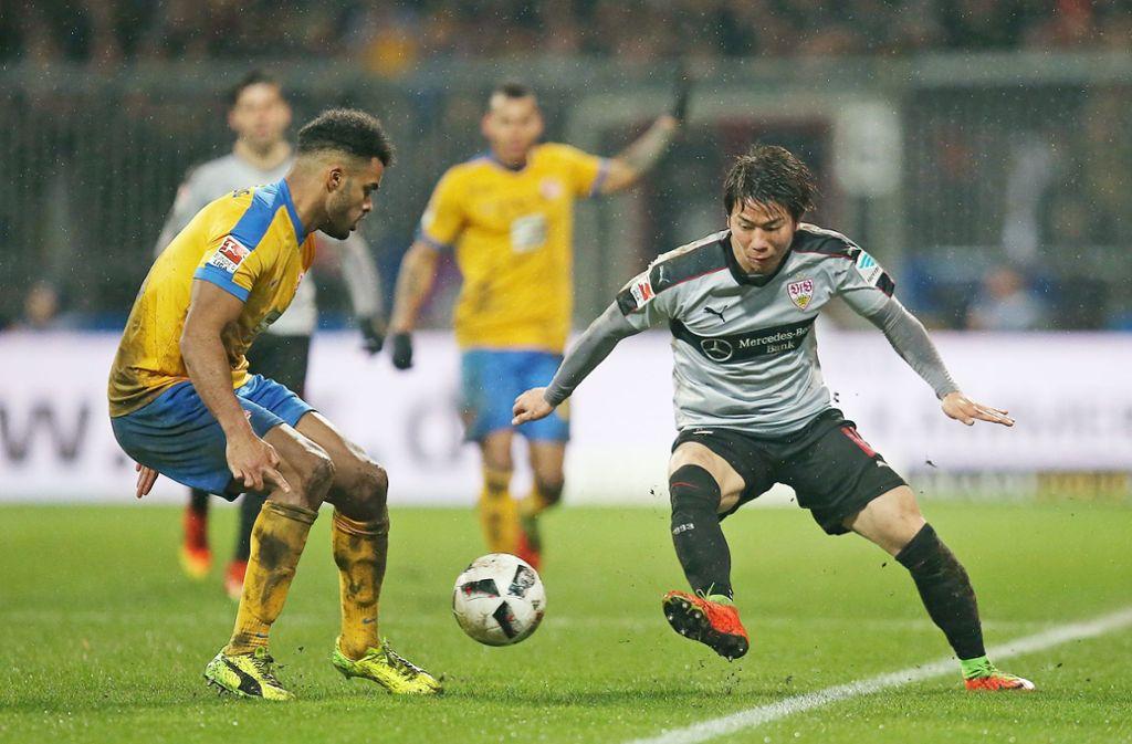 Vfb Stuttgart Gegen Braunschweig