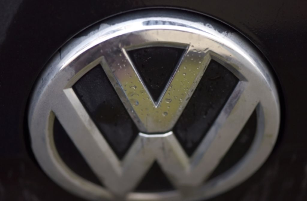 VW steht mächtig unter Druck. Foto: dpa
