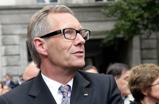 Ermittlungen gegen Christian Wulff sollen eingestellt werden