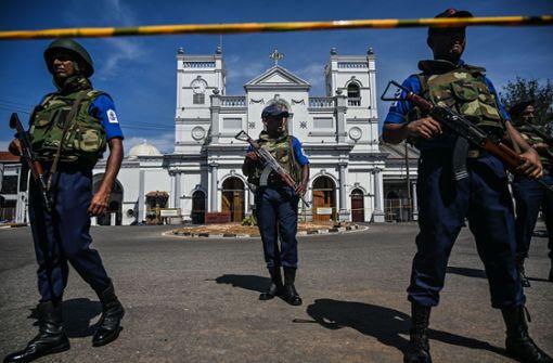 Sechs der Anschläge waren Selbstmordattentate