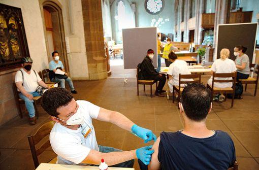 Wie viele Impftermine jetzt  abgesagt werden