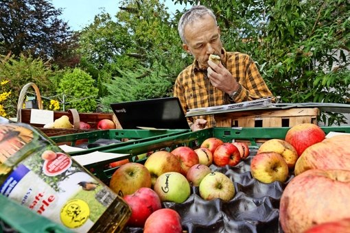 Bis zu  1000 Apfelsorten