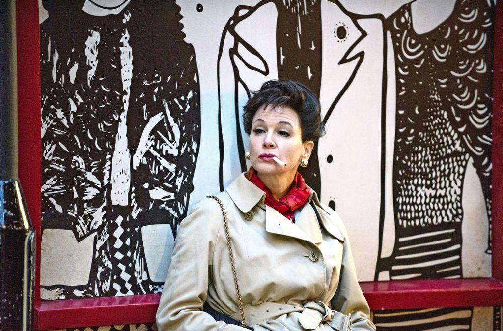 Renée Zellweger als Judy Garland Foto: eOne Germany