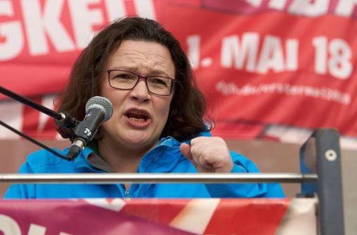 """""""Marx hat die Sozialdemokratie geprägt wie kein anderer"""""""