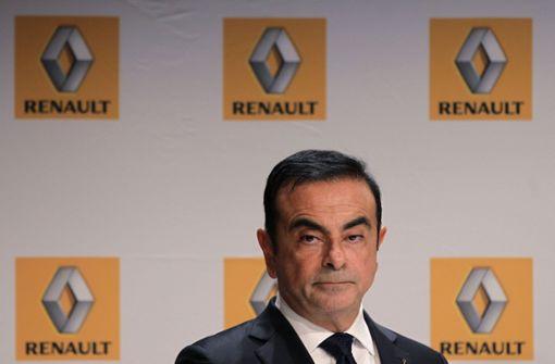 Ghosn als Konzernchef zurückgetreten