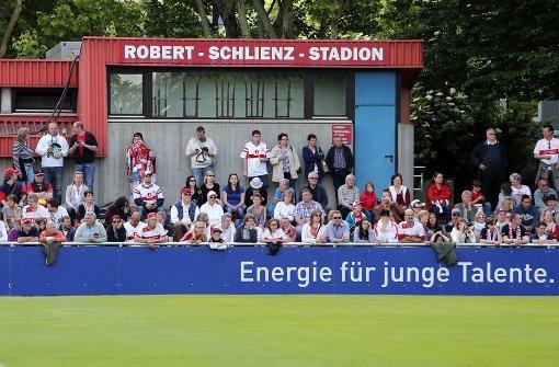 VfB prüft Rückkehr ins Schlienz-Stadion