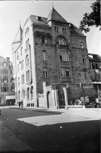 Juli 1942: Stuttgarts jüdische Schule schließt