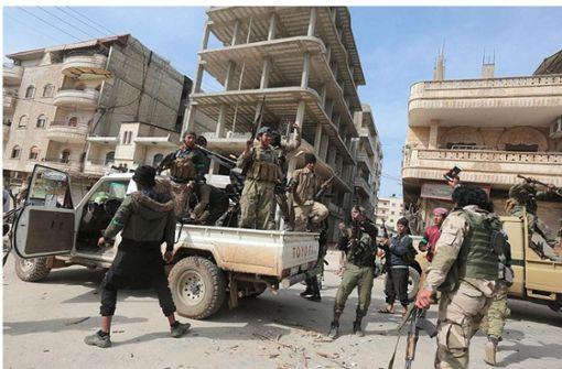 Krieg gegen die Kurden
