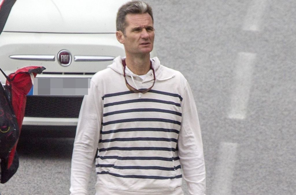 Der Ehemann der spanischen Prinzessin Cristina, Iñaki Urdangarin , muss vorerst nun doch nicht ins Gefängnis. Foto: Europa Press