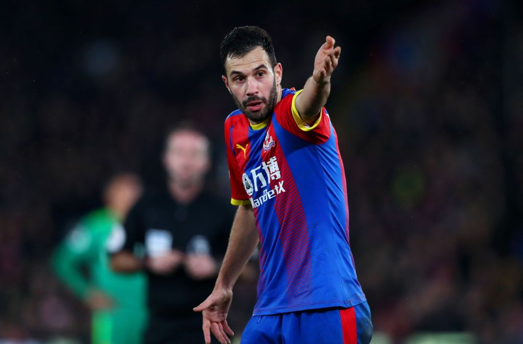 Crystal Palace Spieler