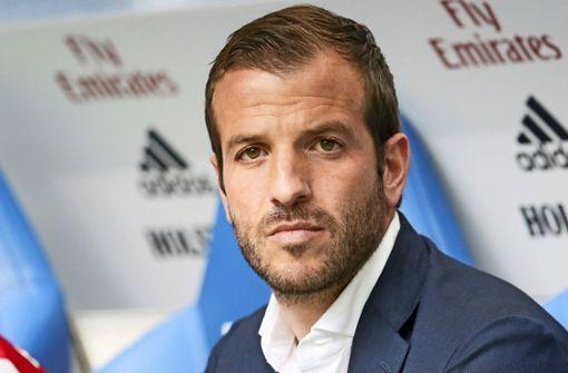Rafael van der Vaart verkündet sofortiges Karriereende