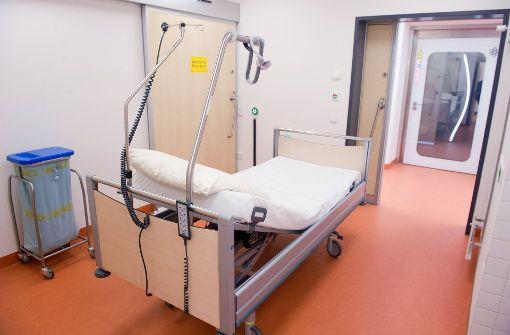 Keine Besserung beim Patienten Krankenhaus