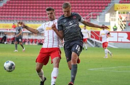Nürnberg bangt trotz 2:2 um Klassenverbleib –  Siege für Konkurrenz