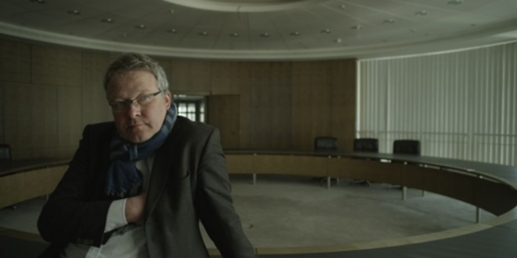 Hand aufs Herz, Rainer Voss: Wie denken und agieren Investmentbanker wirklich? In diesem spannenden Dokumentarfilm gibt der Insider Auskunft. Foto: Arsenal