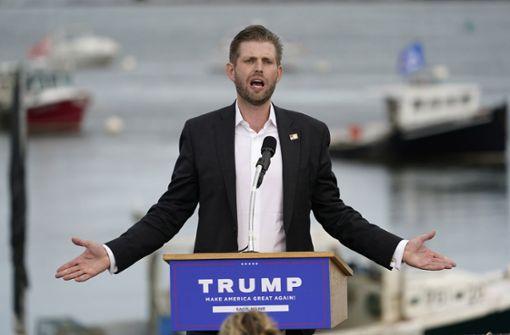 Trump-Söhne attackieren Republikaner