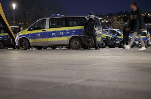 Polizei äußert sich zum Einsatz auf dem Schlossplatz