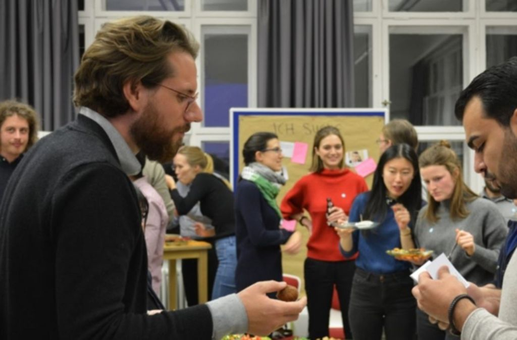 Das Singa Business Lab in Stuttgart hilft Flüchtlingen beim Gründen. Foto: Social Impact Lab