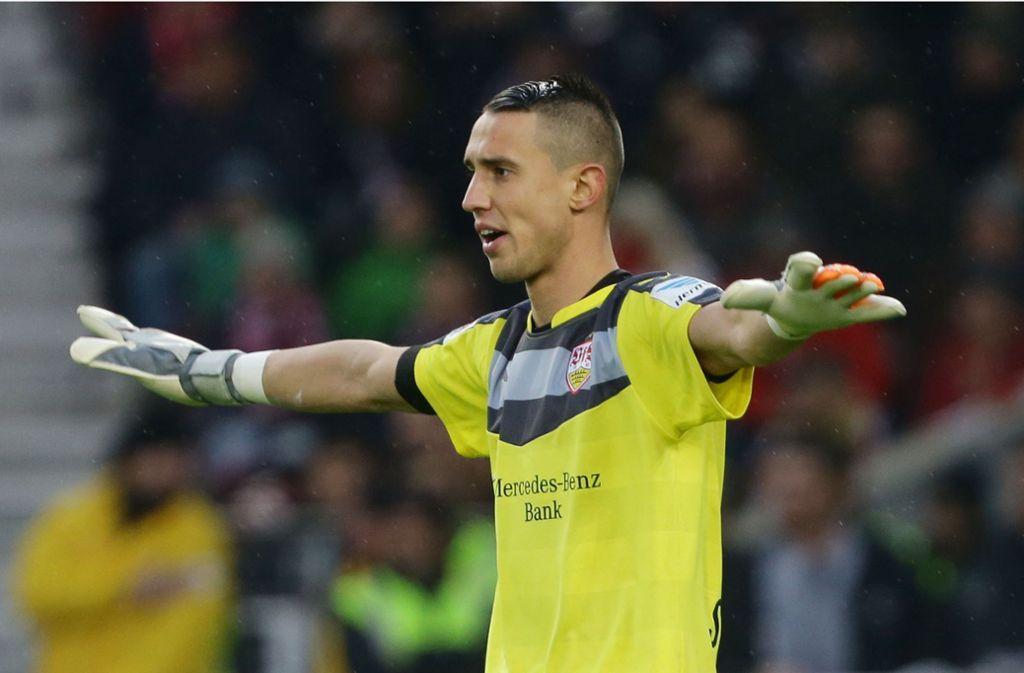 Für das Eigengewächs Odisseas Vlachodimos ist beim VfB im Sommer 2016 Schluss gewesen. Foto: Baumann