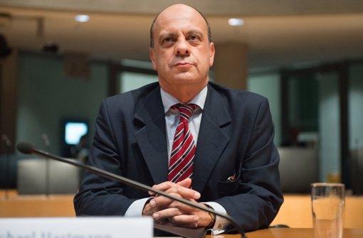 Der SPD-Abgeordnete Michael Hartmann will im Edathy-Untersuchungsausschuss von seinem Zeugnisverweigerungsrecht Gebrauch machen. Foto: dpa
