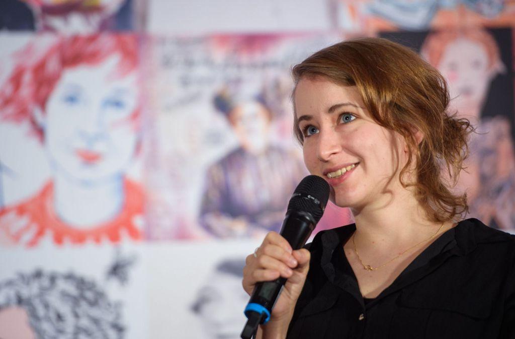 Margarte Stokowski setzt sich für allem für Geschlechtergerechtigkeit ein. (Archivbild) Foto: dpa/Gregor Fischer