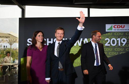 Landtagswahlen 2019: CDU gewinnt in Sachsen, SPD in Brandenburg