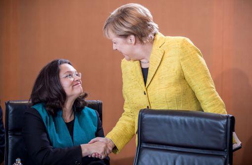 Union und SPD bereiten die Groko vor