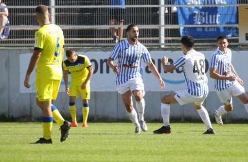 Varese sorgt für Niederlage der Blauen in der Goldstadt
