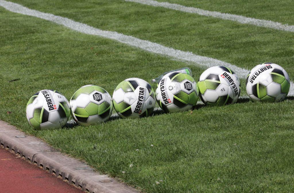 Am Donnerstagabend hat der Württembergische Fußballverband (WFV)  den Spielbetrieb bis einschließlich  31. März komplett ausgesetzt Foto: Patricia Sigerist