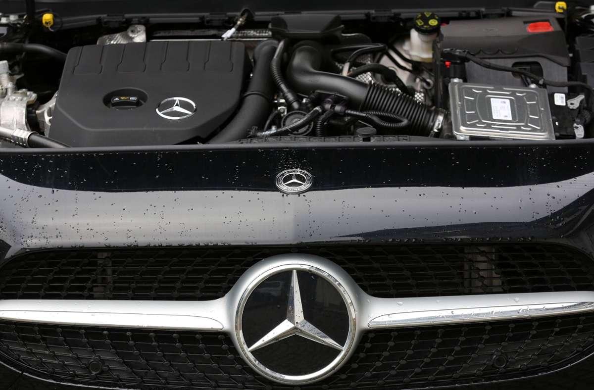 Die Deutsche Umwelthilfe  hat nach eigenen Angaben ihre Klimaklagen gegen Mercedes-Benz und BMW eingereicht. (Symbolbild) Foto: imago images/Rene Traut/Rene Traut via www.imago-images.de