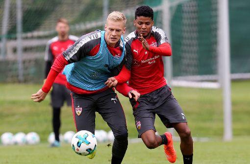 Freier Nachmittag für die VfB-Profis