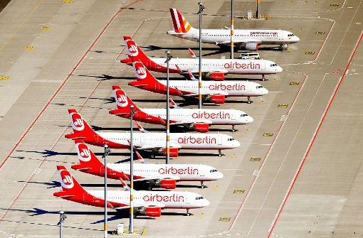 Bund vollzieht Kurswechsel bei Air Berlin