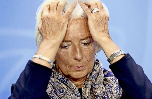 IWF-Chefin steht unter Druck