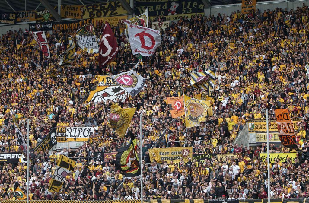 Die Partie HSV gegen Dresden ist verlegt worden. Foto: dpa