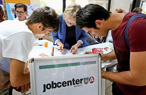 Mehr Jugendliche im Kreis sind arbeitslos