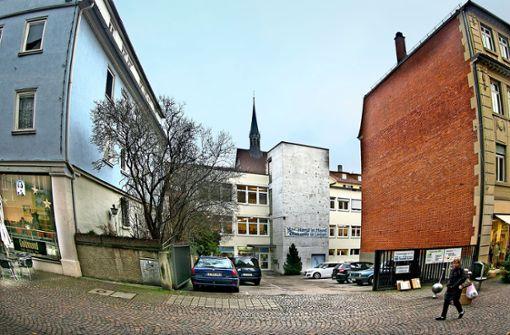 Esslingen kauft Grundstücke an  Küferstraße