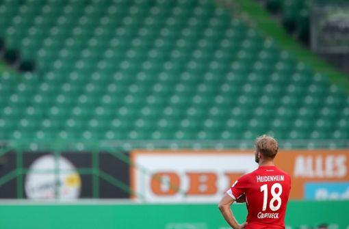HSV patzt, Heidenheim vergibt Chance