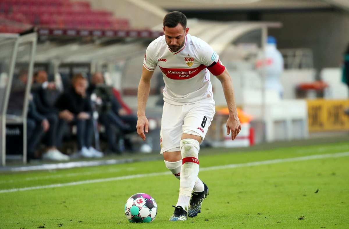 Gonzalo Castro verlässt den VfB Stuttgart nach der Saison. Foto: Pressefoto Rudel/Pressefoto Rudel/Robin Rudel