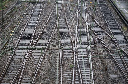 Zug in Ulm legt Vollbremsung ein